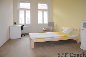Nice new furnished room in shared apartment close I.P. Pavlova